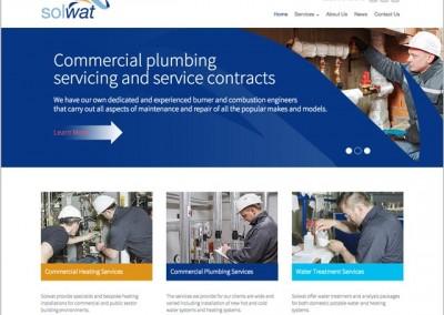 Solwat Website
